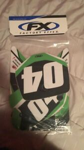 Graphics kit for KX85 (01-13)