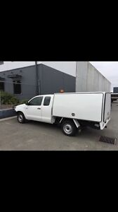 Toyota Hilux 2009,  Mobile Mechanic Setup Ballajura Swan Area Preview