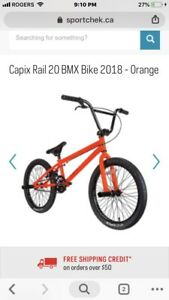 Looking for a bmx