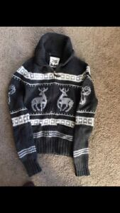 TNA WOOL SWEATER - SIZE SMALL