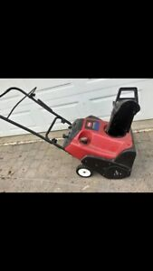 Free removal of unwanted snowblower