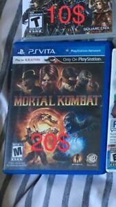 Mortal Kombat on Ps Vita
