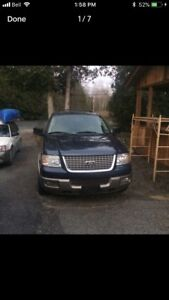 Ford Expedition safetied
