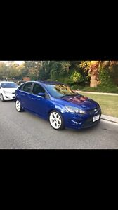 Ford Focus xr5 turbo Subiaco Subiaco Area Preview