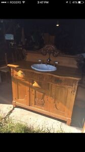 Reduced to sell - Antique wash stand / bathroom vanity