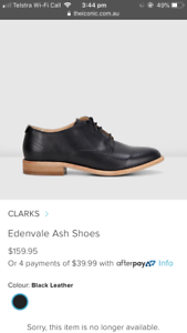 Edenvale Leather Women's Shoes Clarks