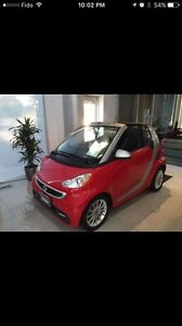 Smart Fortwo Passion Cabriolet 2013