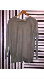 Country Road Slouch Baggy Green Long Sleeved Top Sz S Newport Hobsons Bay Area Preview