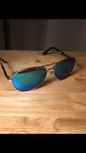 Sky Blue *Police* Sunglasses *Aviator*  Brand new  Unisex.