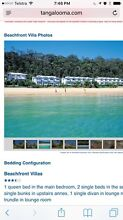 Tangalooma beach villa 4th December to 10th December 2015 Upper Caboolture Caboolture Area Preview
