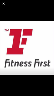 First First Platinum Gym Membership $46.60