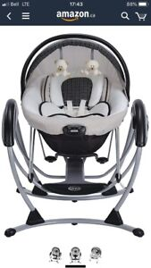 Graco Glider Elite Swing Brand New Boxed