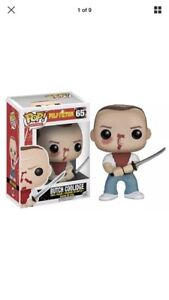 Funko, Pop Movies: Pulp Fiction Butch Coolidge Figure (Retired)