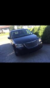 Chrysler Town and Country 2008 Touring