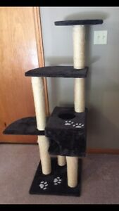 Cat Tree - Bed - Scratching Post