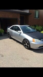 HONDA CIVIC FOR SALE PRICE DROP!