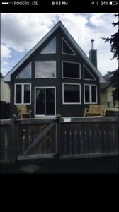 Beautiful Vacation Rental in Sylvan Lake!