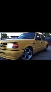1995 Ford ranger splash stepside lowrider