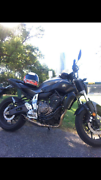 Yamaha MT-07 lams approved Fortitude Valley Brisbane North East Preview