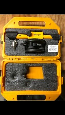 Cst Berger 54-190b 20x Speed Line Level Surveying Optical With Tripod