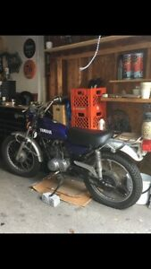 1972 Yamaha AT1 125 (2 stroke)