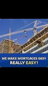 We make mortgages easy! Call us and get approved today