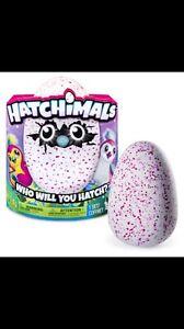 Hatchimal Penguin new unopened