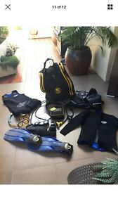 Scuba Diving equipment Toowoomba Toowoomba City Preview