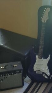 Fender Youth Guitar and Amp