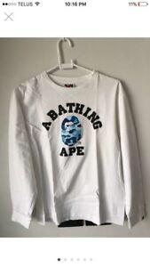 BAPE A Bathing Ape Crewneck Size M