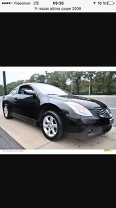Nissan Altima Coupe 2,5. 2008