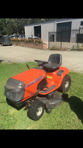 Husqvarna ride on lawn mower Raymond Terrace Port Stephens Area Preview