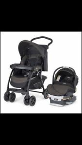 Chicco Cortina Keyfit 30 Limited Edition Travel System -USED