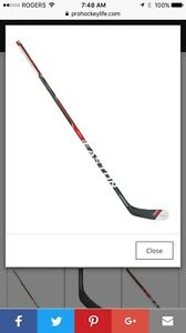 Easton synergy GX intermediate stick -Left