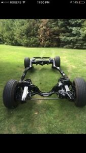 64-67 Chevelle A-Body Frame Rolling Chassis