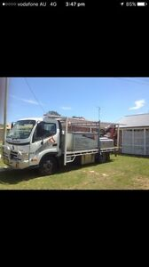 2007 Hino Truck with Hiab Buxton Wollondilly Area Preview