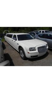 2010 Chrysler 300 Stretch Limo