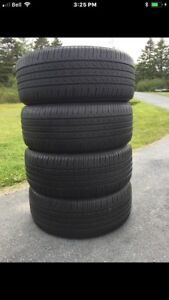 265/45/21 BRIDGESTONE TIRES
