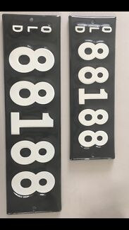 QLD Heritage Number Plates 88188