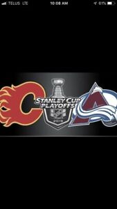 Flames Playoff Tickets
