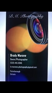 Photography sessions available!
