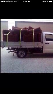 A MAN AND A UTE HIRE EASY PICK UP DELIVERY, GOODS/FURNITURE TRANSPORT