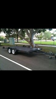 Cheap car trailer hire no deposit needed