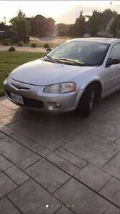 Mint condition Chrysler Sebring