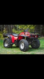 Looking to buy a quad