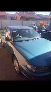 1994 toyota camry manual Westmead Parramatta Area Preview