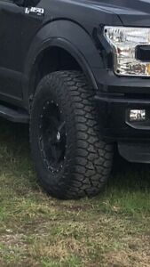 305/70R18 Amp A/T Tires