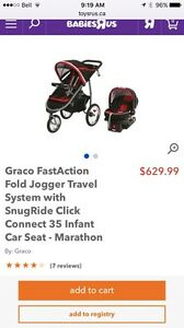 Looking to trade (or sell) my Graco Jogger