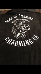 Sons of Anarchy Onesie for Sale !!