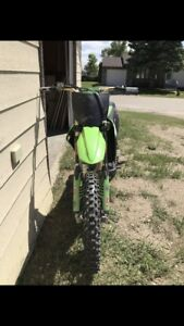 2012 Kx250f for sale